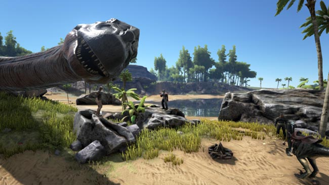 Ark: Survival Evolved появится на Xbox One