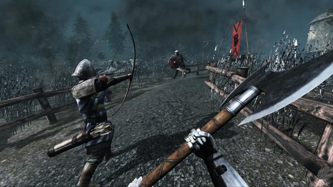 Chivalry: Medieval Warfare поддерживает 60 FPS на PS4, а на Xbox One — только 30 FPS